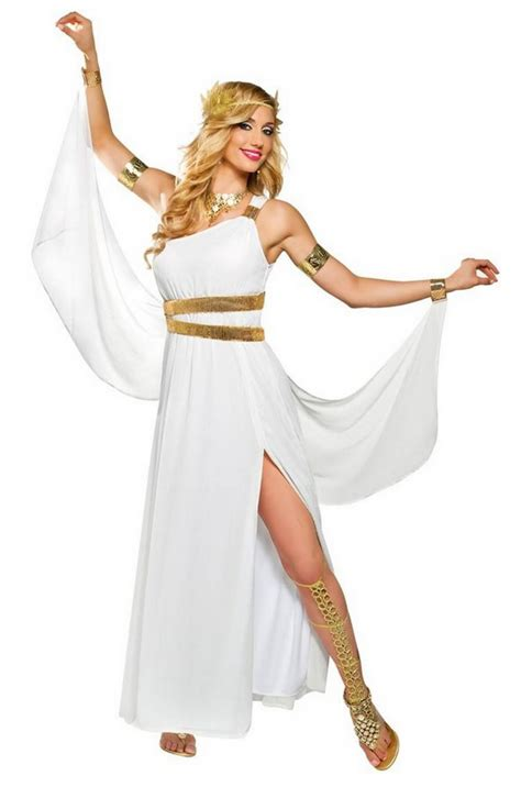 Stylish Costume Of The Day Goddess by 10 Goddess Costumes For Adults