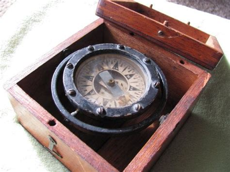 old boat compass antique compass found one at a garage sale for 10