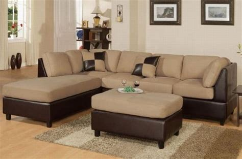 Sectional Furniture Sets by Modern Bobkona Hungtinton Sectional Sofa