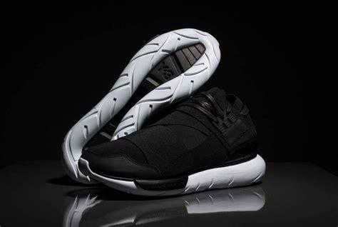 Adidas Y 3 Qasa High Blackwhite Premium High Quality 1 adidas y3 qasa high black white