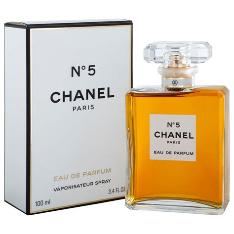 Chanel No 5 Eau De Parfum chanel no 5 eau de parfum n蜻knek 100 ml notino hu