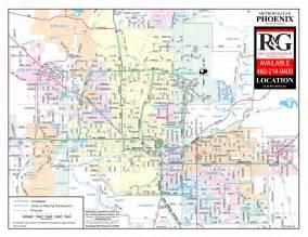 Maps Phoenix by Va Phoenix Map