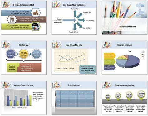basic powerpoint templates powerpoint education basics template