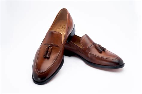 tassel loafer tassel loafers brown moustache store tictail