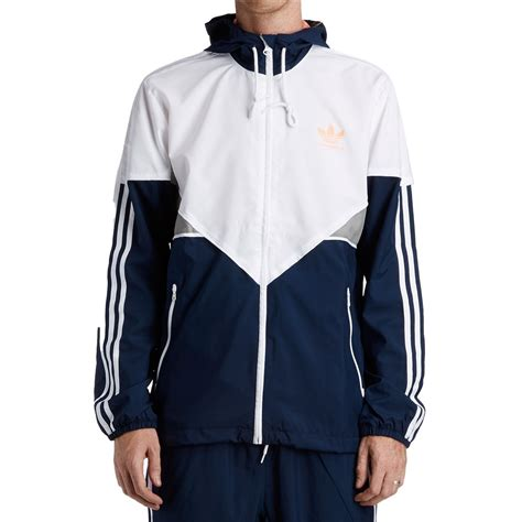 Jaket Adidas Navy Pink By Snf2012 adidas premiere windbreaker jacket navy white sun glow