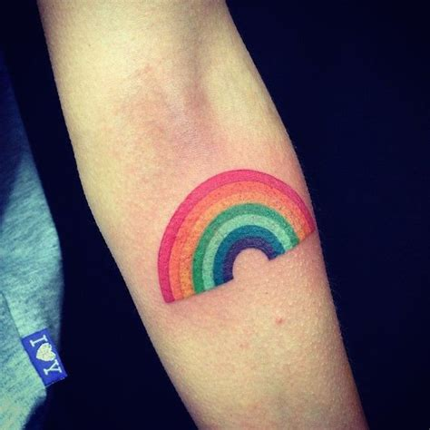 rainbow tattoos designs ideas and meaning tattoos for you