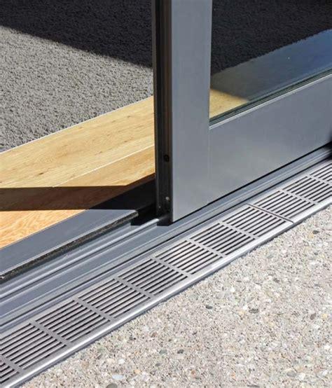Patio Door Threshold Patio Door Sill Mike S Home Improvement Aluminum Custom Door Sills Advanced Window Systems