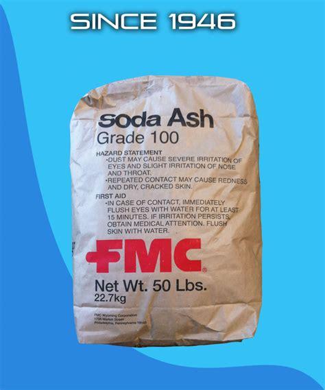 food 50 lb bag soda ash 50 lb bag grade 100 ebay