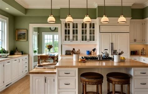 Kitchen Wall Paint Ideas Wall Paint Colors For Kitchens Best Home Decoration