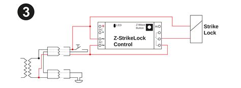 electric strike lock wiring diagram 35 wiring diagram