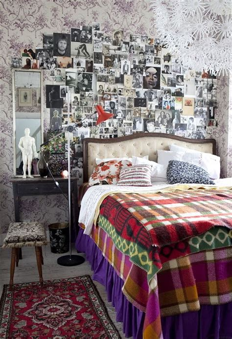 chic  inviting retro interior decor