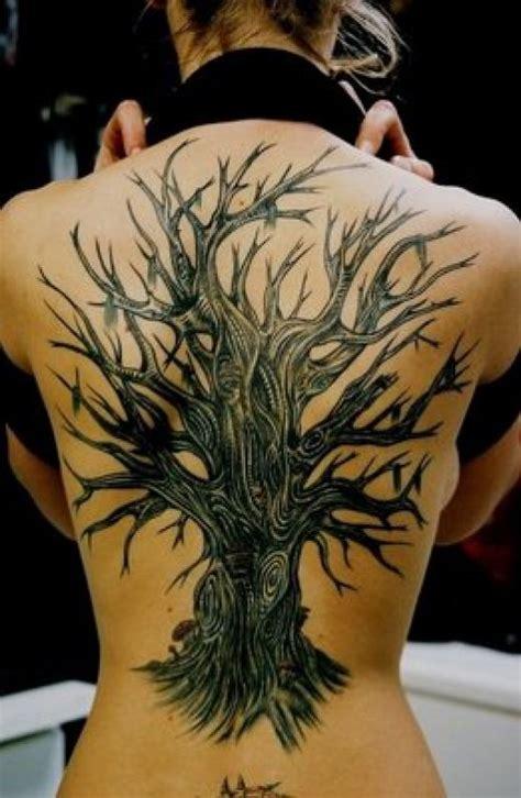 tree of life back tattoo 46 tree of tattoos