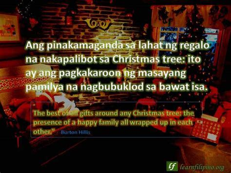 christmas pasko  filipinos learn  culture  tagalog language