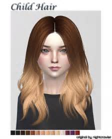 sims 4 child hair cc nightcrawler ha2d child hairs edit at shojoangel 187 sims