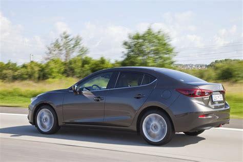 mazda 3 sedan 2014 mazda mazda3 sedan aero efficient sedan revealed