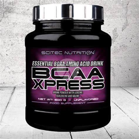 bcaa xpress scitec nutrition bcaa xpress essential bcaa amino acid drink