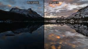 Landscape Photography Photoshop Tutorials Photoshop Landscape Photos In 5 Minutes Processing