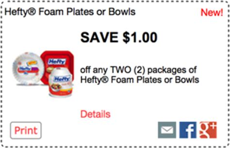 Want Some Beautiful With A Hefty Discount by New Hefty Plates Coupon Only 0 99 At Kroger Kroger Krazy