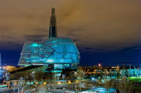 Canadian Human Rights Museum | canadian museum for human rights by antoine predock architects