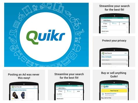 quikr mobile app official quikr app now available on tizen store tizen