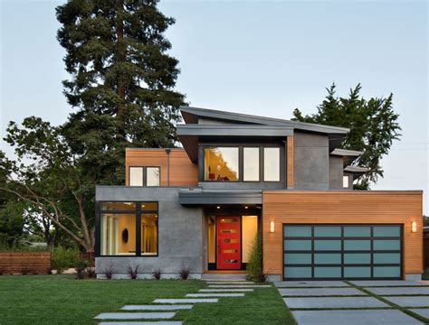 zillow digs home design contemporary exterior of home with exterior stone floors