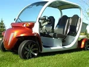 Electric Car Golf Cart Gem Electric Car Golf Cart 72 Volt Many Upgrades
