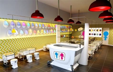 bathroom themed restaurant china s toilet themed restaurant trend entertainment designer