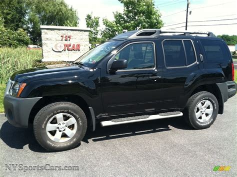 nissan xterra black 2009 nissan xterra reviews pictures and prices us html