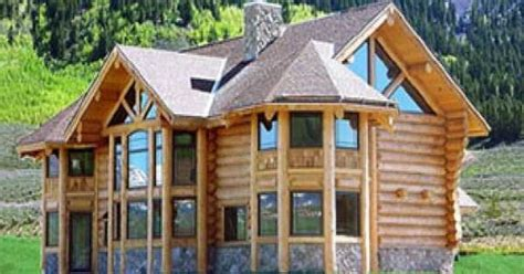 how much does a log home cost to build log cabins