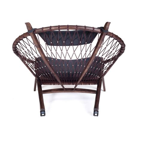 Basket Chair by Pink And Brown Basket Chair Charcoal M1014 Blk
