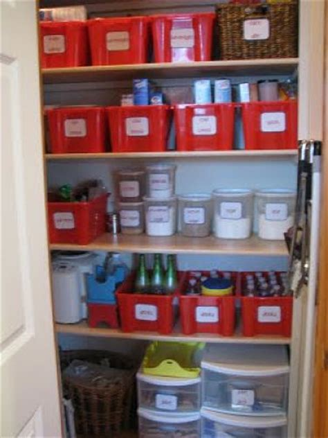 operation pantry makeover bin method thrifty nw