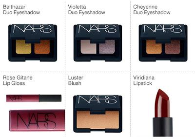 Nars Collection 2007 Siren Song by Nars 2007 Beaten Up Siren Song The Non