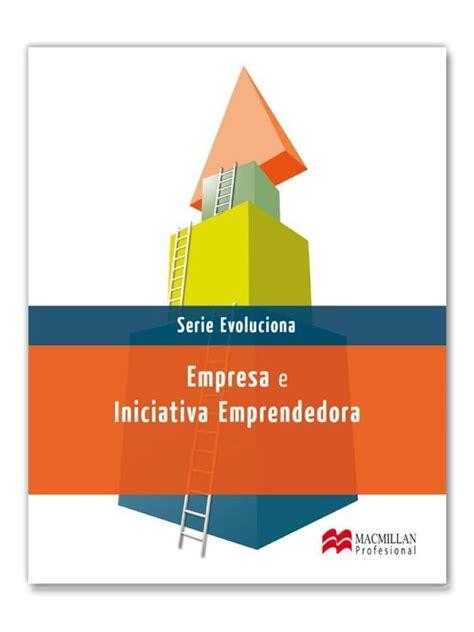 Ebooks 57936 Empresa E Iniciativa Emprendedora by Comprar Libro Empresa E Iniciativa Emprendedora Serie