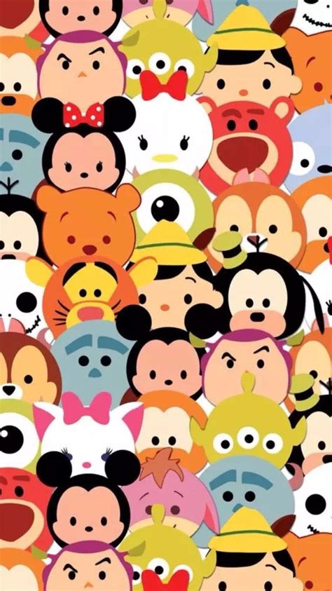 wallpaper iphone disney tsum tsum tsum tsum wallpaper disney wallpapers backgrounds
