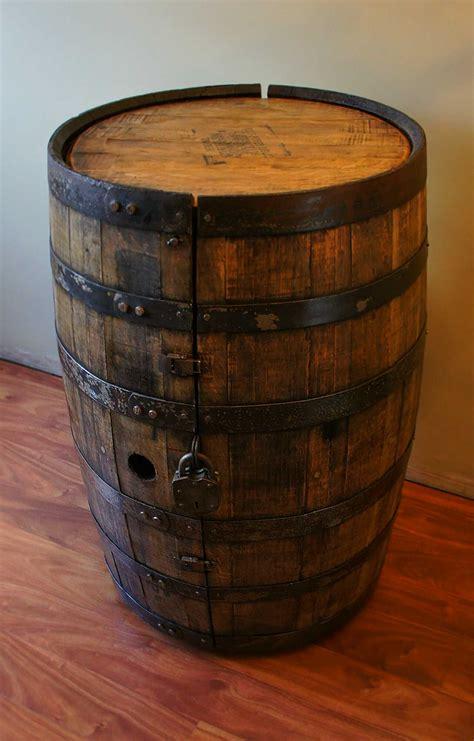 wine barrel storage customer response on his four roses barrel
