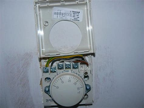 honeywell t6360b room thermostat wiring diagram circuit