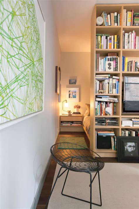 new york greenwich village studio apartment with smart
