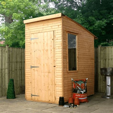 Curved Roof Shed by Woodland Trust 6 X 4 Kurva Curved Roof Shed What Shed