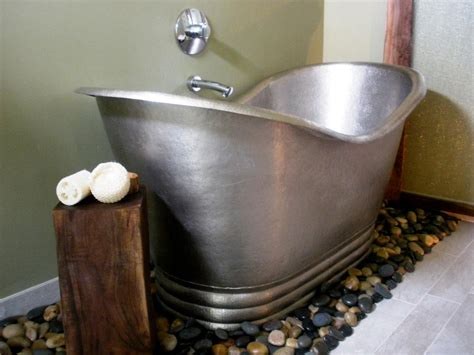 metal bathtub amazing tubs and showers seen on bath crashers diy