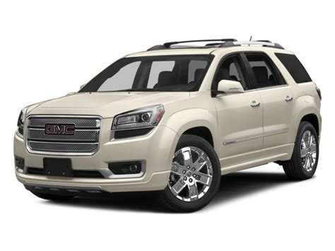 gmc arcadia price new 2016 gmc acadia prices nadaguides