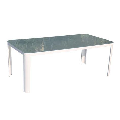 table de jardin en verre table chaises de jardin en verre quot sydney quot gris