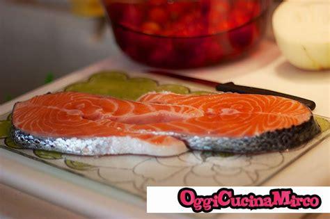 come cucinare tranci di salmone fresco tranci di salmone gratinati al forno ricetta veloce