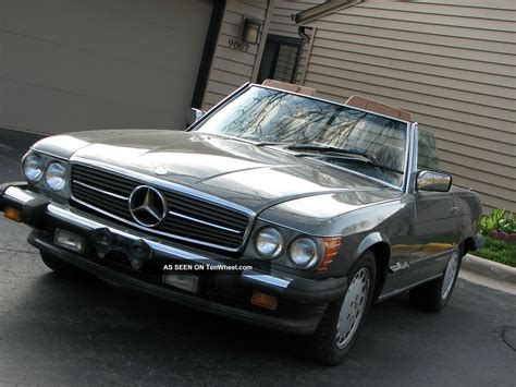 how to learn all about cars 1987 mercedes benz w201 electronic valve timing mercedes benz sl class 307px image 11