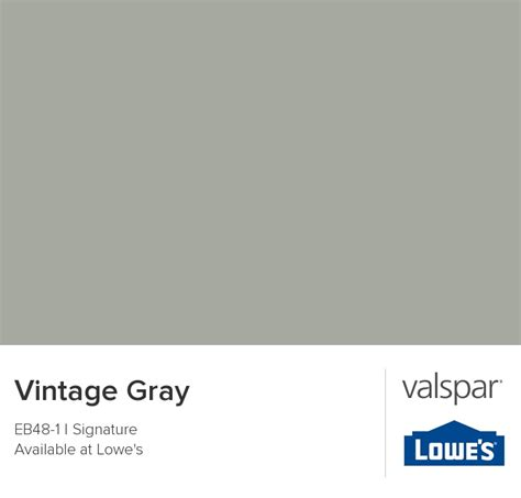 vintage gray from valspar living room colors vintage and gray