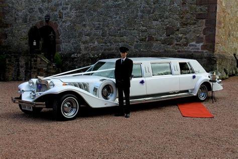 Classic Limousine by Excalibur Lincoln Limousine