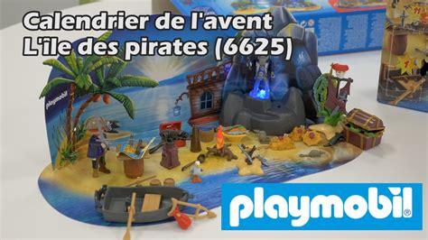 Calendrier De L Avent Playmobil 2017 Playmobil 6625 171 Ile Des 187 Calendrier De L Avent