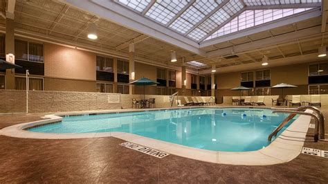 indoor heated pool best western plus kingston hotel and conference center