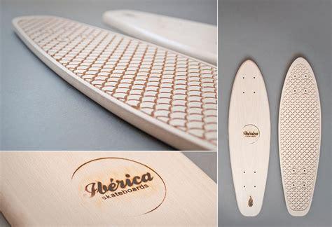 Handcrafted Skateboards - handmade iberica skateboard lumberjac