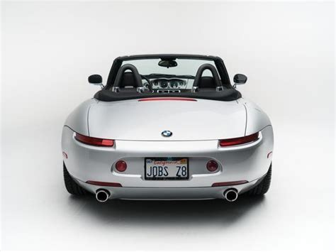 apple founder steve s bmw z8 hits the auction block