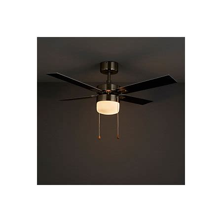 ceiling fans san antonio san antonio black brushed chrome effect ceiling fan light